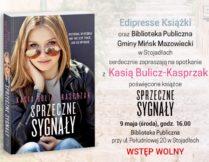 Więcej o Spotkanie autorskie z Kasią Bulicz-Kasprzak