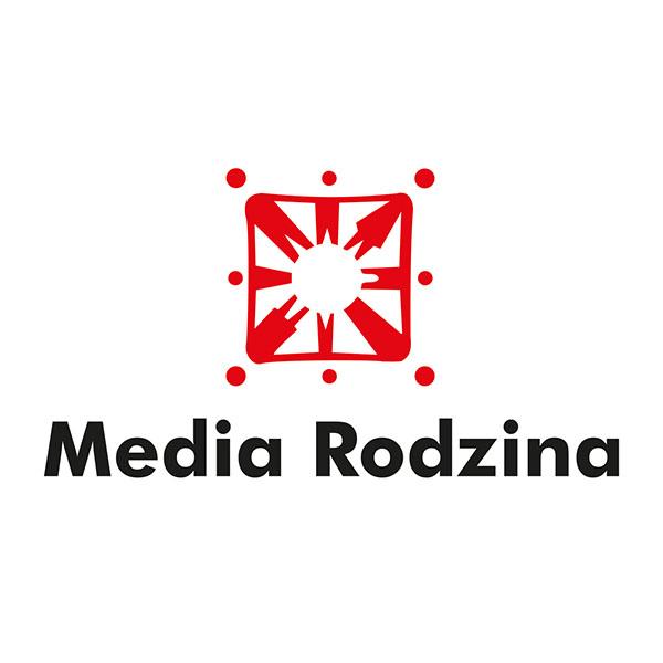 Logo wydawnictwa media rodzina