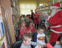 Więcej o Mikołaj w wiosce Smerfów