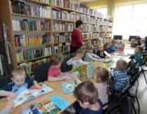 Więcej o Przedszkolaki w bibliotece